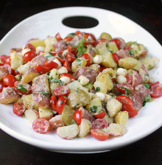 My favorite potato salad recipe EVER!!!!