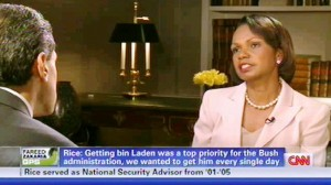 Condeleezza Rice on Fareed