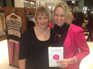 Meet Kathy Lombardo, a GirlFriendCircles.com Ambassador, whom I was lucky enough to meet in Chicago last month!