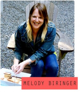 I interview the genius behind the fun-- Melody Biringer!