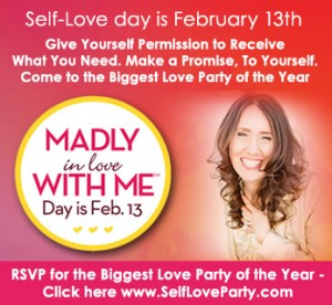 Self Love Party Invitation