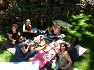 Womens Retreat Day mastermind group