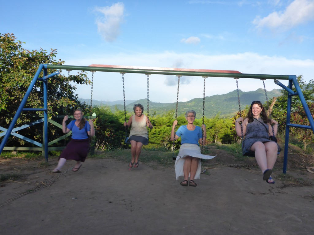 Chance, Wren, Erin, and Michelle travel Nicaragua together, coming home as friends.