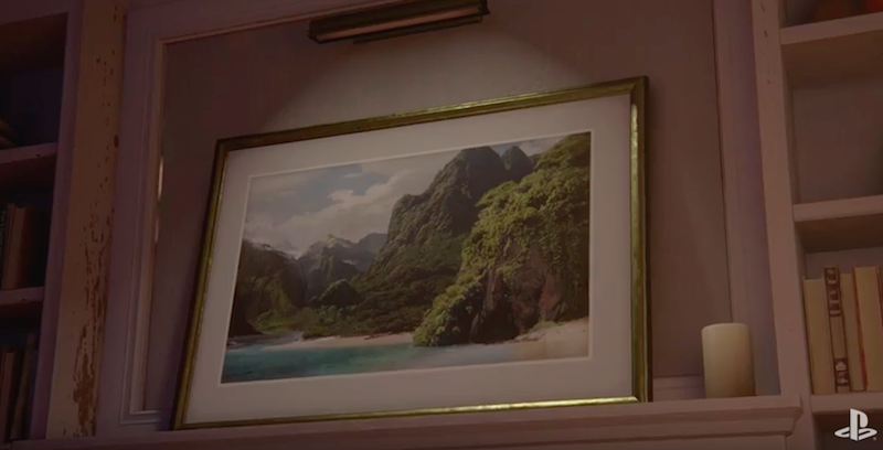 Updated Uncharted 4 Trailer Image.