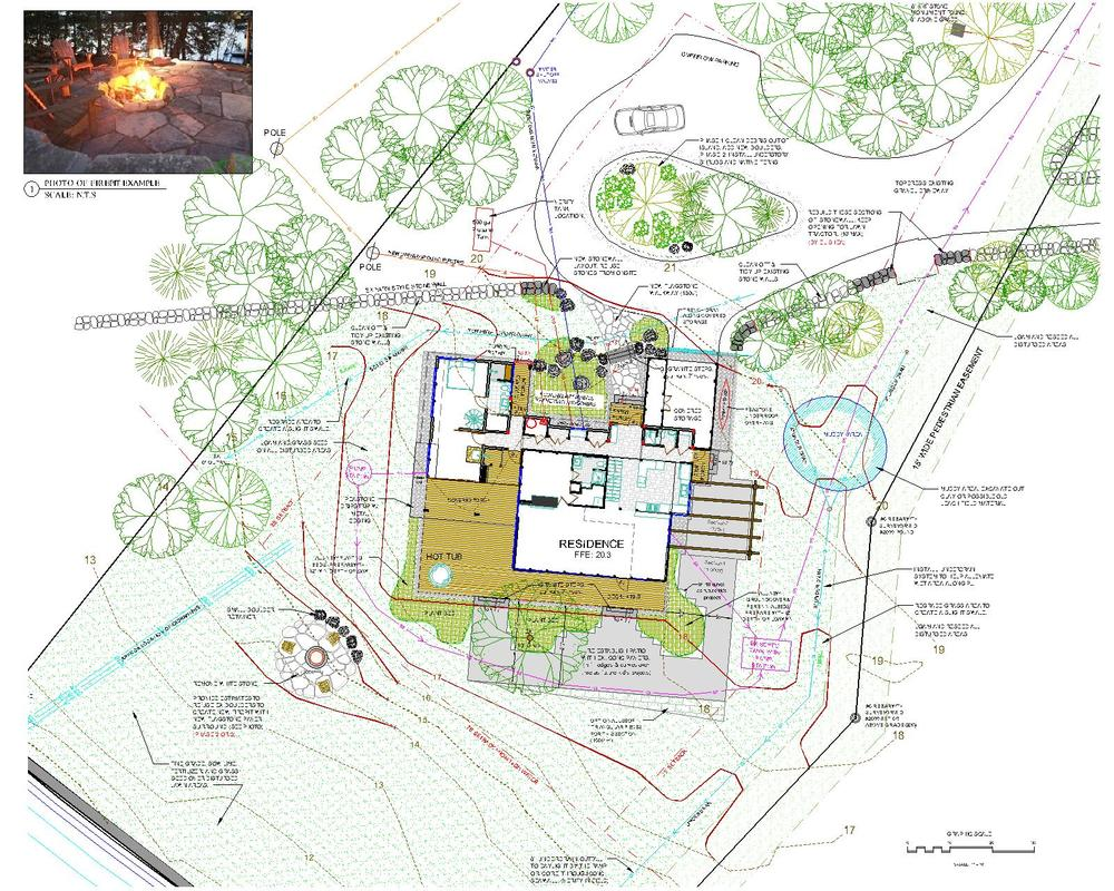 Residential Landscape / Site Plan