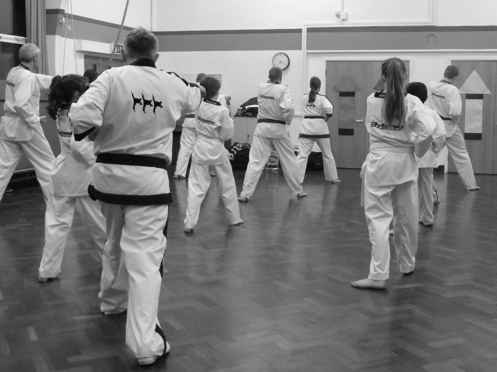 BTKD Princes Risborough (2) BW.jpg