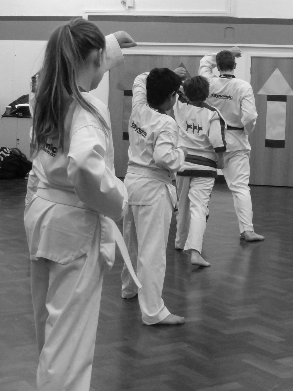 BTKD Princes Risborough (4) BW.jpg