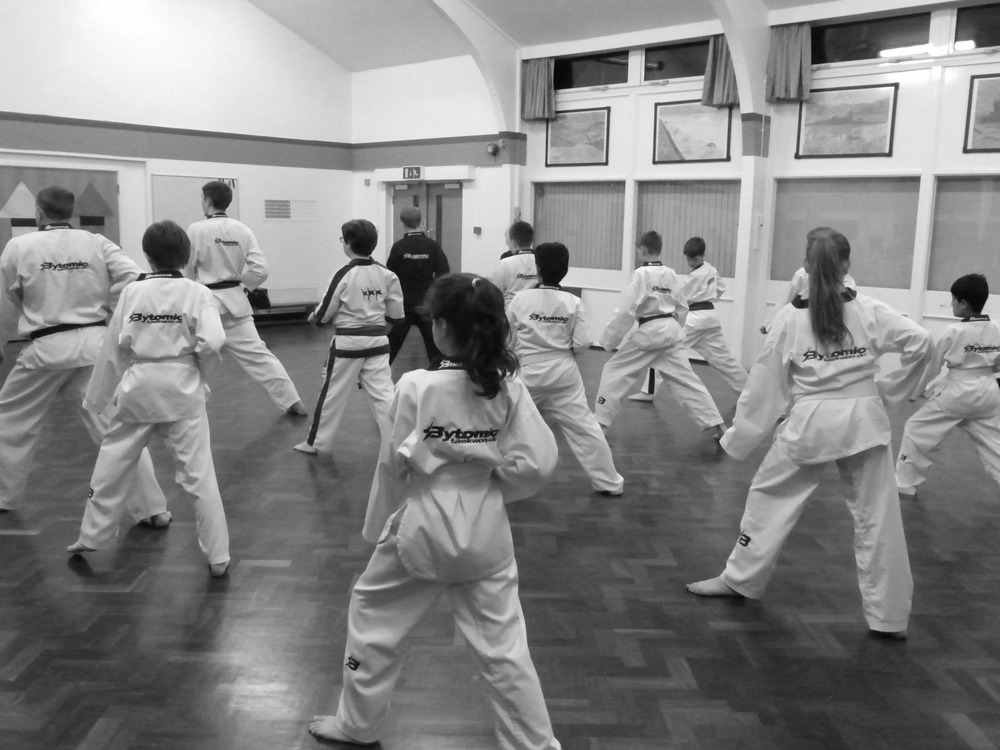 BTKD Princes Risborough (6) BW.jpg