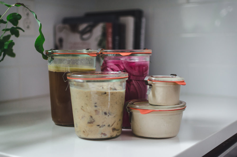 7. Cook in batches - No more food going bad in the back of the fridge. The Zero Waste Chef is Chloé's go-to resource for all things related to zero waste cooking, preserving and fermenting.