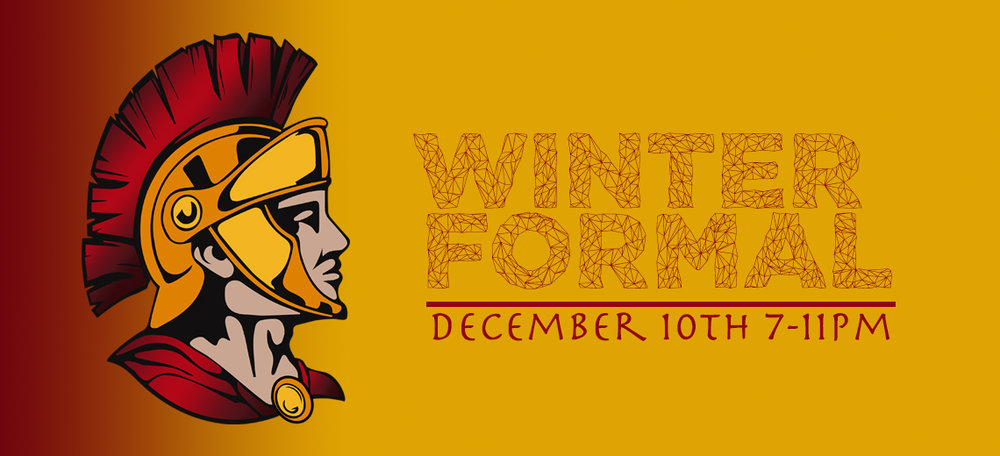 LCHS Winter Formal Banner