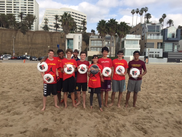 La Cañada's Disc Demon team takes another win.