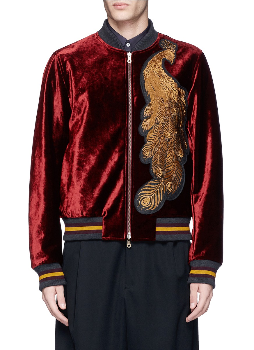 """Vinny"" Jacket by Dries Van Noten"
