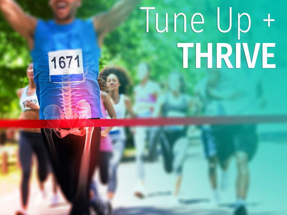 Tune + Thrive