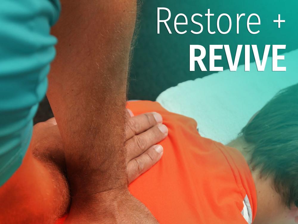 Restore + Revive
