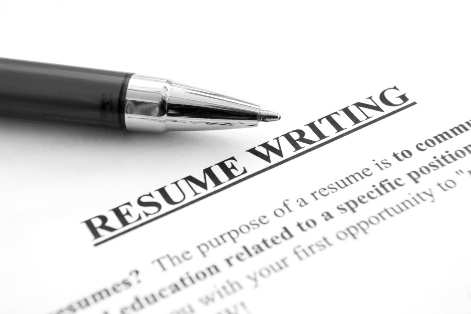 resume Resume Writer resources operation mcp resume writing for programs and services png