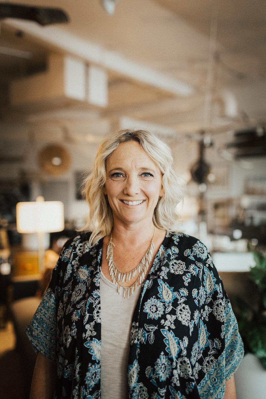 Julie Meese  owner + principal designer