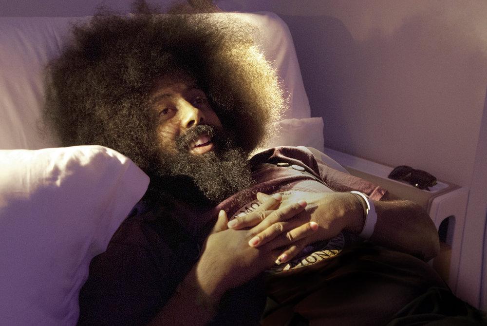 Reggie Watts, New York