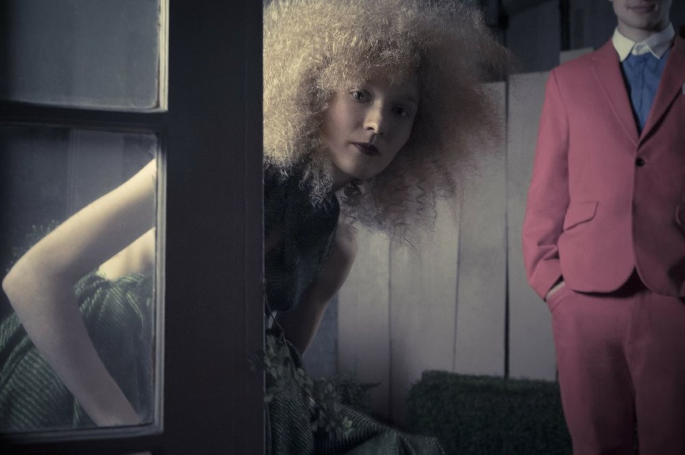 Dream Keepers , a fashion editorial with photography by Florence Montmare