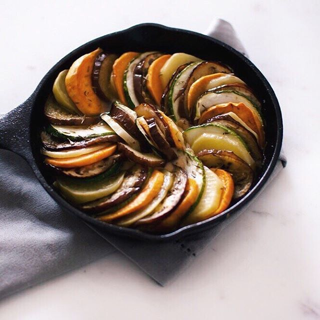 This ratatouille for two is the perfect meal to impress. And you won't need a rat to help you make it, promise.