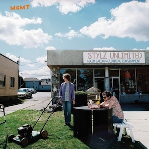 MGMT MGMT Recording by Matt Boynton