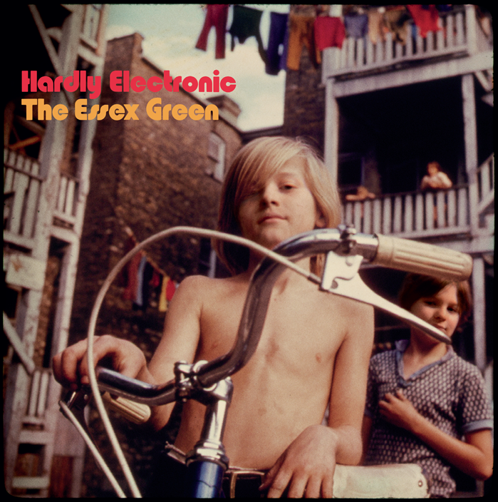 The Essex Green Hardly Electronic Mixed by Matt Boynton