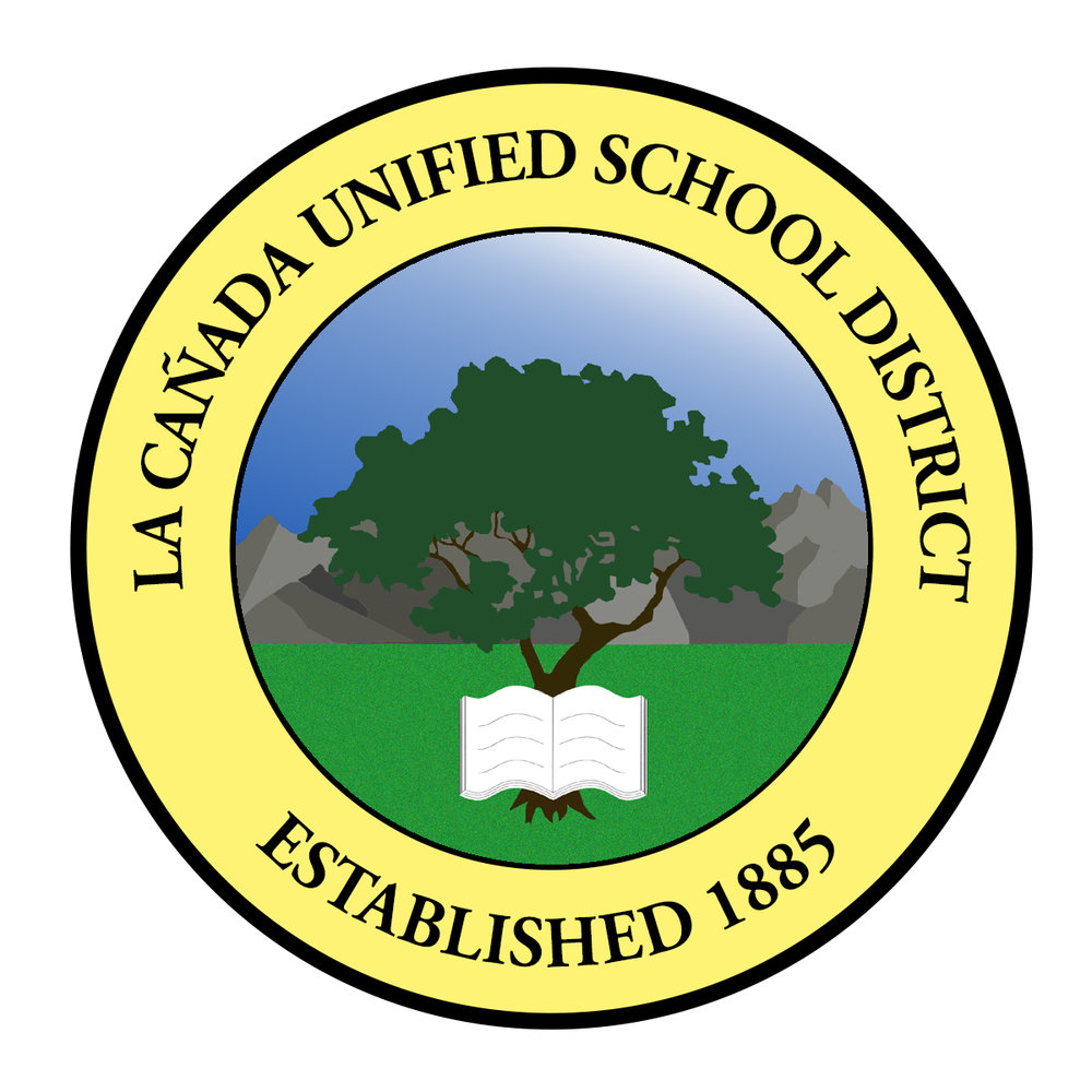 Seal of La Cañada Unified School District