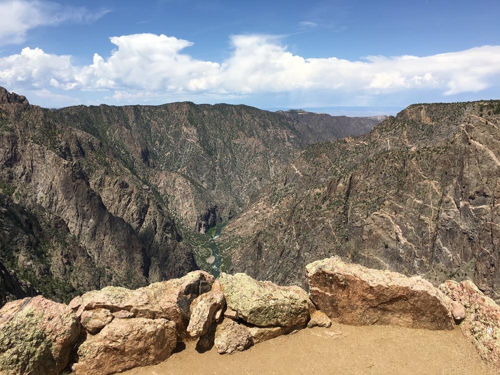 Dragon Point Overlook