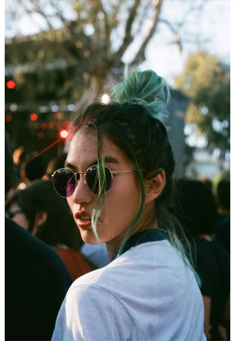 Nylon | A Burgerama-beauty-photo-diary