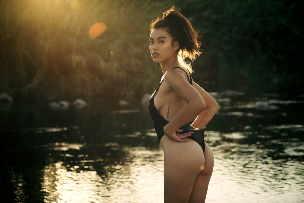 Playboy - Aaliyah Ei Makes the Outdoors Great