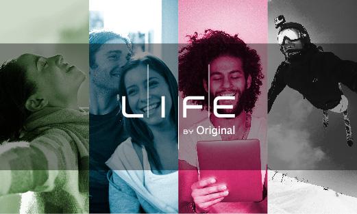 A new brand of Original-Life by Original