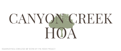 Canyon Creek HOA