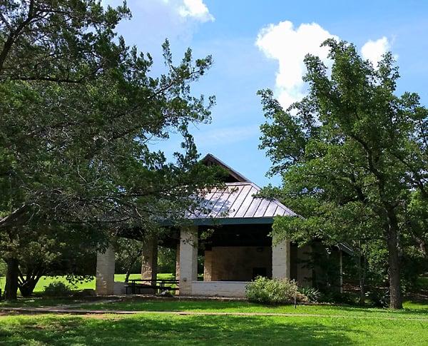 Trailhead Park - Pavilion