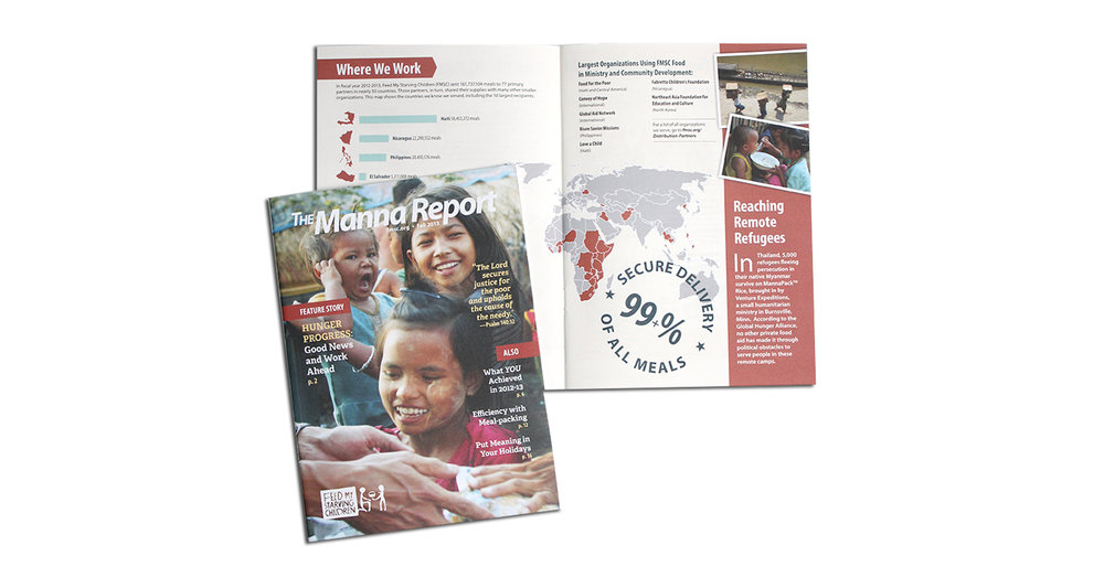 Direct Mail/Annual Report