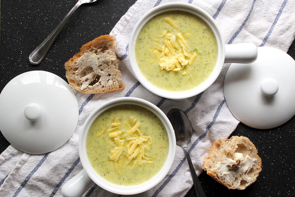 broccoli cheddar soup-1