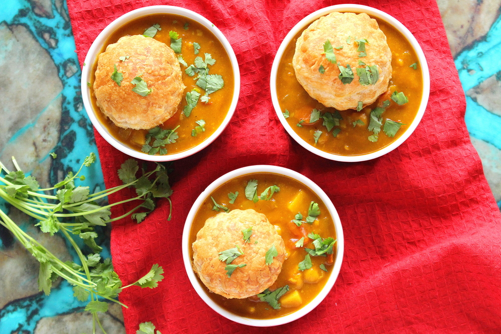 pumpkin curry pot pies-7