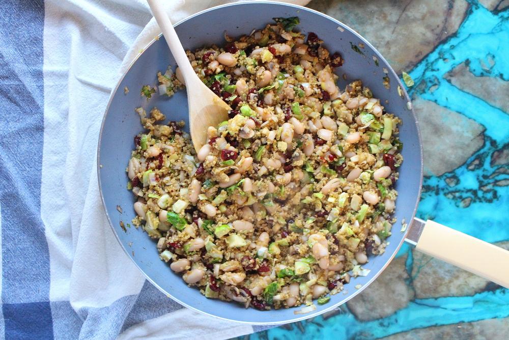 stuffed acorn squash-2