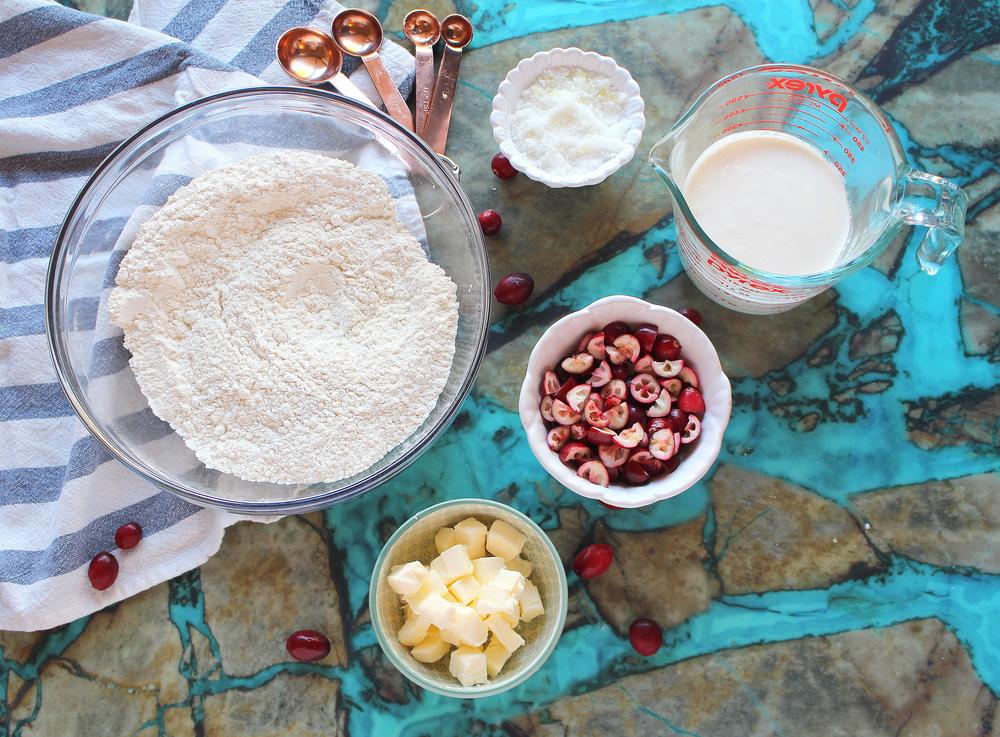 cranberry scones-1
