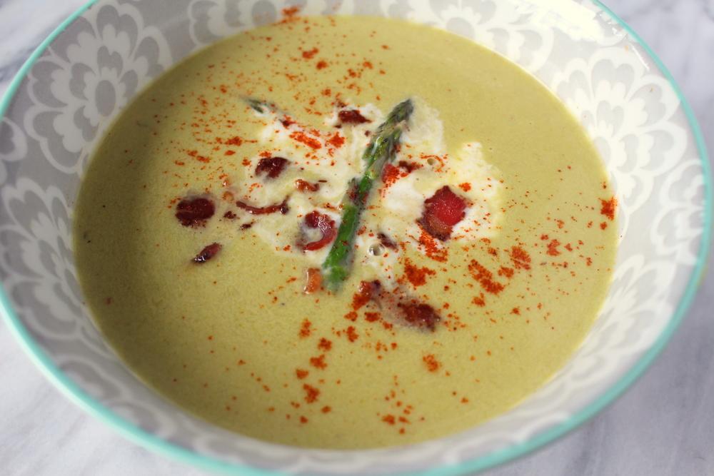 asparagus soup-8