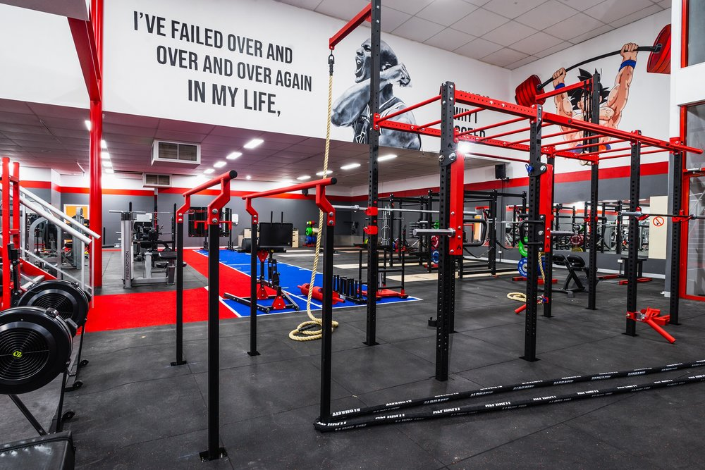 Clayton hour gym training facility training day gym