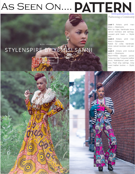 Stylenspire: Fall Into Prints, Pattern and Texture this Autumn
