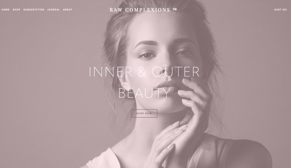 www.raw-complexions.com.au