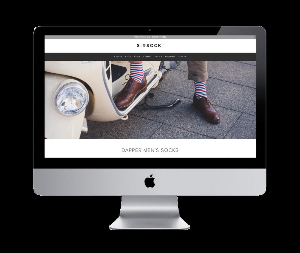 Sirsock Website.png