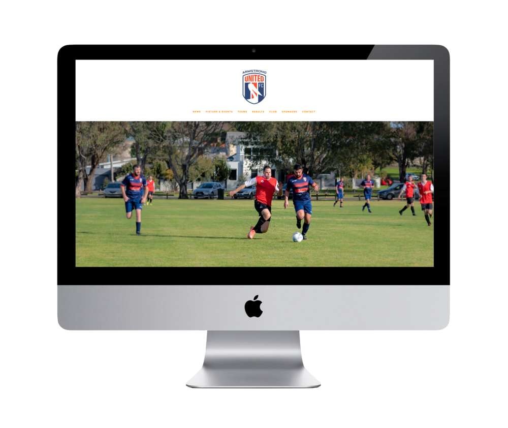 Armstrong United Website.png