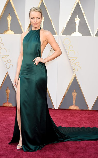 Rachel McAdams in a August Getty Ateliers gown