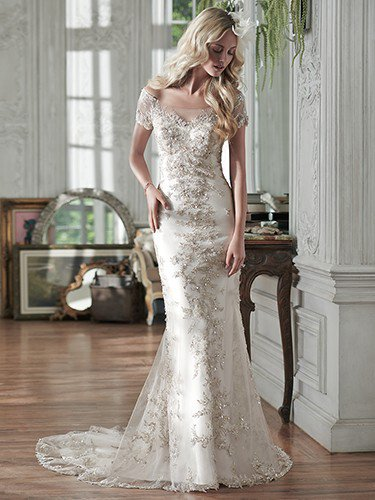 style RIVIERA_Maggie Sottero collection