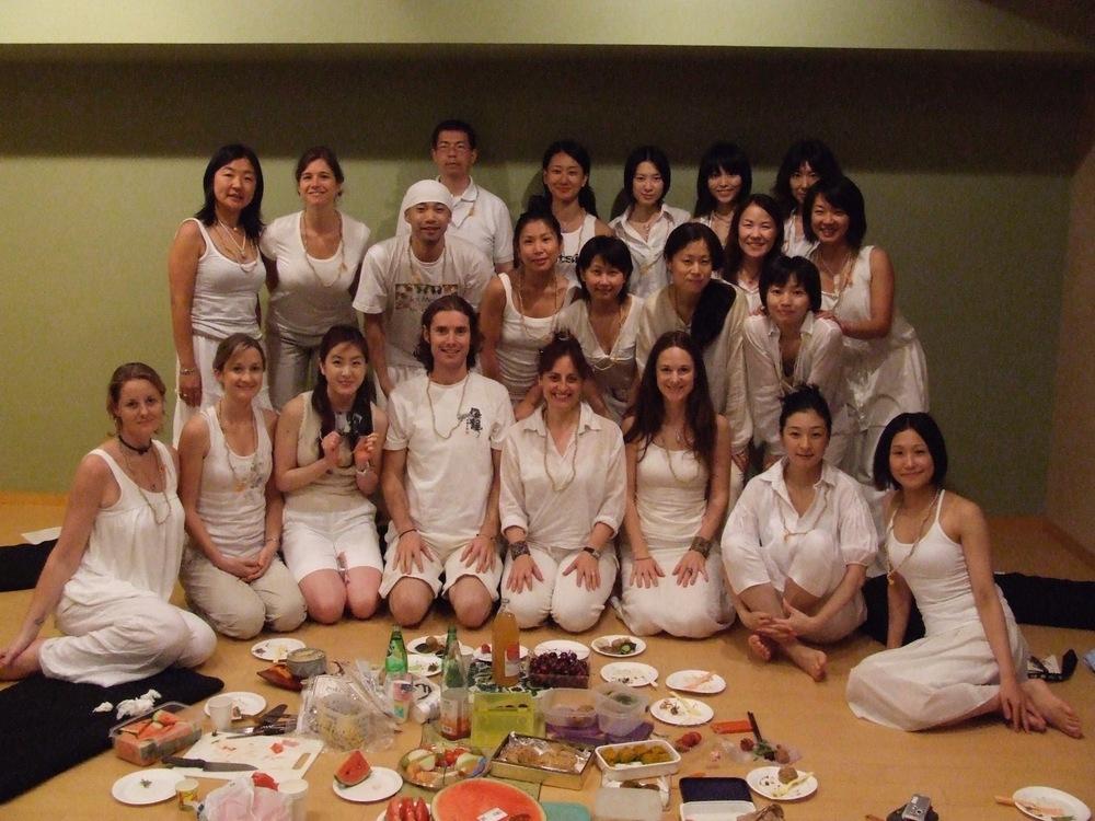 Sun & Moon Teacher Training, Tokyo