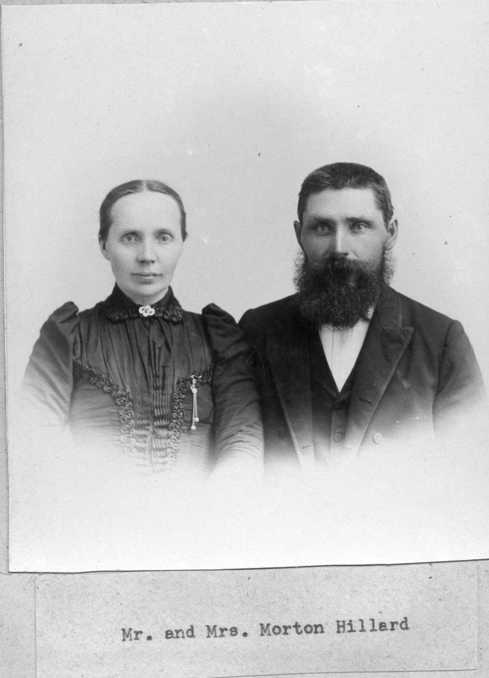 Maren & Morton Hillard