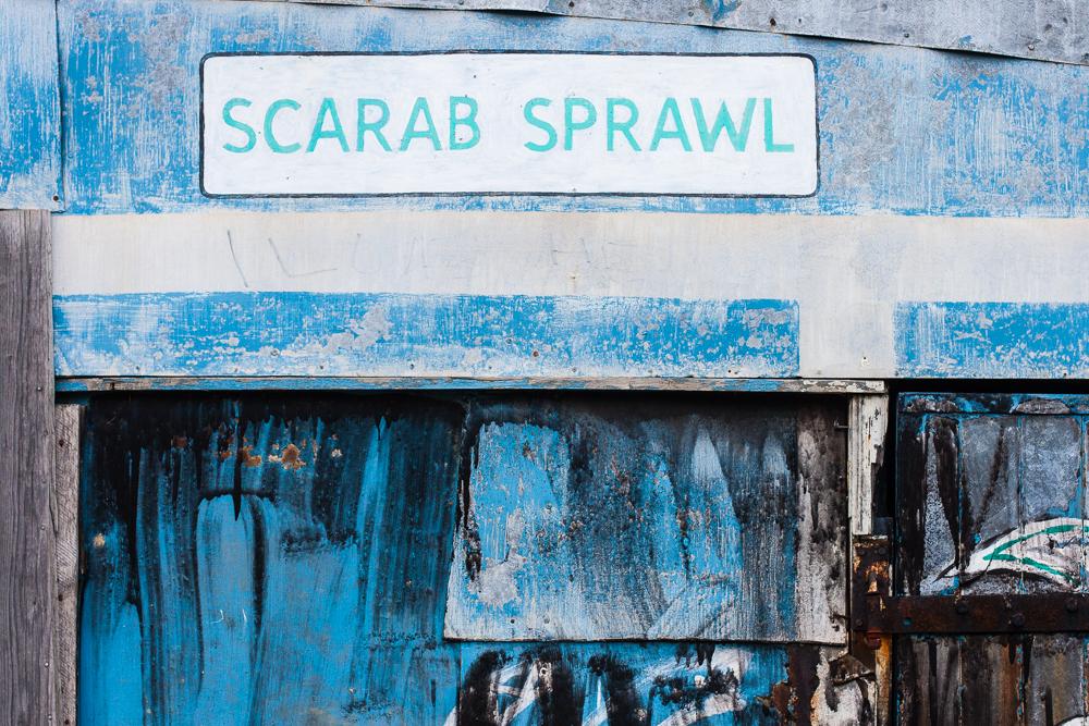 Scarab Sprawl