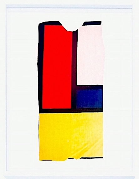 Anais de Lys - Ceci n'est pas un Saint Laurent. Ceci n'est pas un Mondrian. Ceci est un(e)...