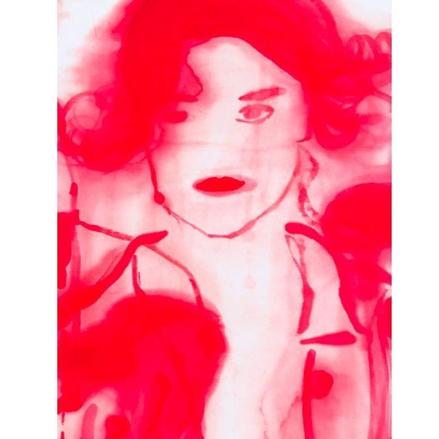 ZOOM / Painting on silk 💋 - 🌸🍭 🌸 🍭 🌸 🍭 🌸 🍭 🌸 🍭 #anaisdelys #FleurSucette #RomanticRebellion  #Contemporaryart #Contemporaryartcollectors #armoryshow #armoryweek #Tate #moma #Guggenheim #artnet #artsy  #Whitecube #Gagosian #perrotin #chateaulacoste #contemporaryartthatyoucantwear #elleuk #elleusa #vogue #britishvogue #vogueuk #wmagazine #harpersbazaar #vanityfair #voguejapan  #howtospendit #dazedandconfused #anothermagazine #TheArtsClub